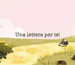 Libro-lettera personalizzato