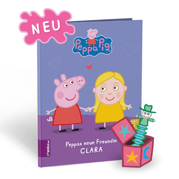 Peppa Pig - personalisierte Kinderbuecher