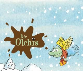 Gestalte deinen personalisierbaren Adventskalender mit den Olchis